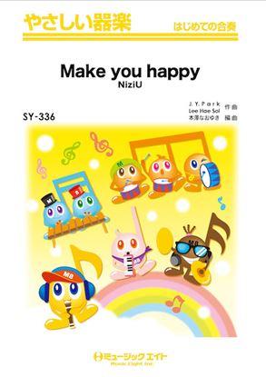 SY336 やさしい器楽 Make you happy/NiziU の画像