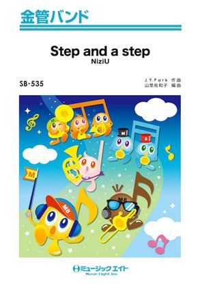 SB535 金管バンド Step and a step/NiziU の画像