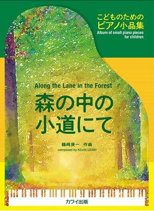 こどものためのピアノ小品集 森の中の小道にて の画像