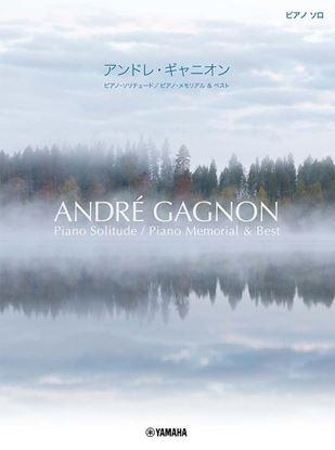 ピアノソロ アンドレ・ギャニオン 「ピアノ・ソリテュード/ピアノ・メモリアル&ベスト」 の画像